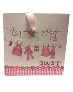 Caja de Regalo Baby shawer  x12 Und. Medida: 10 x 11 cm aprox