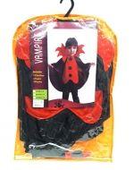 Disfraz para Halloween x4 Unds. Talla: 4 a 6 Años