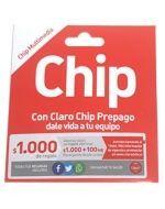 Chip Claro x12 unds.
