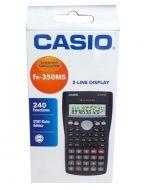 Calculadora Casio Cientifica FX-350 MS x2 Unids.
