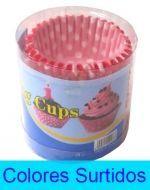 10 Set Cupcakes. Medida: 9 cm.