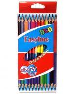 Caja de colores Bicolor x 6 Cajas.