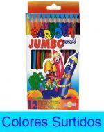Caja de colores Jumbo x 6 Cajas.