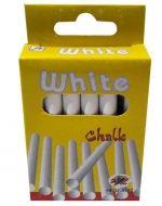 24 Set de Tizas Blancas - 12 Pcs