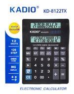 Calculadora Electrónica KD-8122TX x 4 Unds.