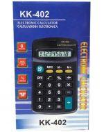Calculadora Electrónica Kk-402 x 6 Unds. Medida : 11 x 6 x 1.5 cm aprox.