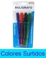 6 Set de Bolígrafo