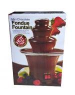 Maquina de Chocolate x 4 Und. Medida: 23 x 15 cm