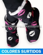 Pantuflas Mujer x 12 Pares Talla: 36 - 41