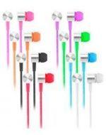 Audífonos  Earfun con MIcrofono MOD. EF-E4. GRAN SONIDO x 4 Unds.