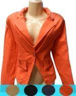 Blazer de Algodón x4 unds.Talla:XL