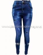 Jeans Dama  x 12 Unds. Tallas : 36 al 44