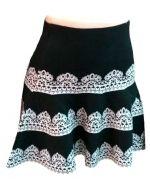 Falda de Dama de Lanilla x 3 Unds. Talla: Standar