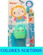 Cepillo para niño x 12 unds