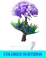 Planta artificial para Decorar x 6 unds.