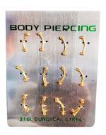 3 Set  Piercing