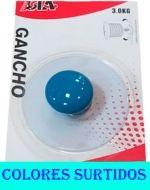 12 Set de Ganchos - 3.0 Kg