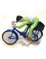 Bicicleta con Luz x 4 Unds.