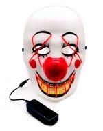 Mascara Halloween con Luces x 6 Unidades