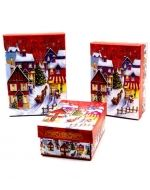6 Set Cajitas de Navidad