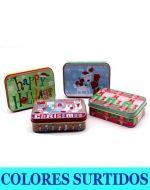 Cofres de Navidad x  24 Unds