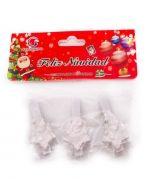 12 Set Mini Pinzas de Navidad