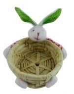 Canasta para Huevito de Pascua . x 3 Set