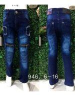 Jeans de Niño x 6 unds. Tallas : 6 - 16