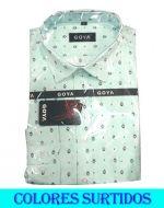 Camisa de Hombre x 5 Unds. Tallas: S a la  2XL