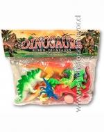 4 Set de Dinosaurios