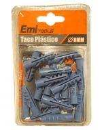 Tarugo Plastico x12 Unds. 20 PCS
