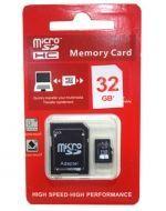 Memoria Card 32 GB x 3 Unids.