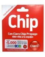 Chip Claro x 10 Unds.