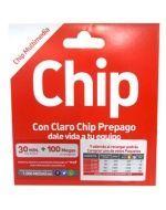Chip Claro x 12 Unds.