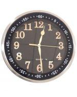 Reloj de Metal para Pared x 3 Unds. Medida: 30x30x4 cm