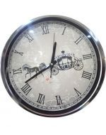 Reloj de Metal para Pared x 3 unds. Medida: 34x34x4 cm.