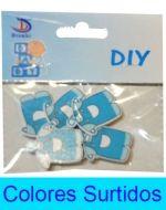 12 Set de Accesorios Para  Baby Shower