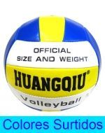 Pelota Volleyball  x 4 Und. Medida: 14 Diametro
