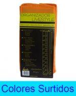 Organizador Ecológico  x 4 Unds. Medida: 30 x 15 x 1.20 cm Aprox.