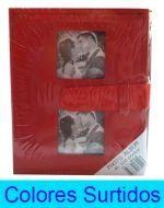 Foto Álbum  x4 unds. Medidas: 23 x 18 cm