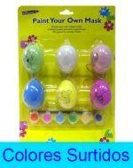 6 Set de Huevos para Pintar
