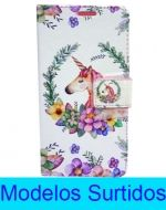 Flip Cover Huawei P9 Lite Mini x 6 Unds.