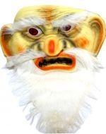 Mascara de Monstruo Medidas: 70 x 49 cm Aprox.  x6 Unids.