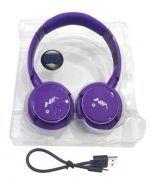 Audífonos 4 en 1 con Bluetooth USB Micro SD x 3 Unds.