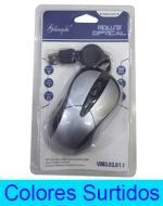 Mouse Optical  x 6 Unds. Medidas :  12 cm aprox.