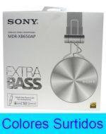 Audífono Sony con Mano Libre x 3 Unds.