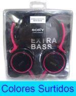 Audífono Sony x 3 Unds.