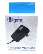 Cargador Micro USB (gsm) x 4 Unds.