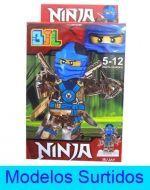 Lego de Ninja  x 8 Unds.
