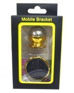 Porta Celular para Auto con Imán x 4 Unds. Medida: 3 cm Aprox.